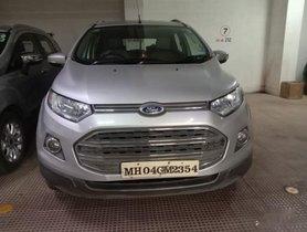 2014 Ford EcoSport 1.5 DV5 MT Titanium for sale at low price in Mumbai