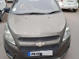 Used Chevrolet Beat Diesel MT car at low price in Ludhiana