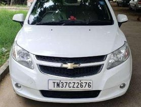 2013 Chevrolet Sail LT ABS MT for sale at low price in Coimbatore