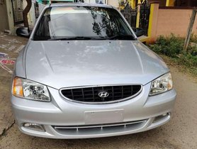 Used 2002 Hyundai Accent Version GLS 1.6 MT for sale in Coimbatore