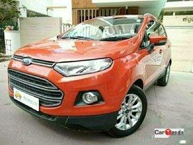 Ford EcoSport 2014 1.5 Ti VCT MT Titanium for sale in Bangalore