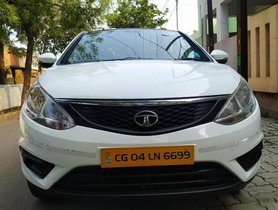 2016 Tata Zest Quadrajet 1.3 75PS XE MT for sale at low price in Raipur