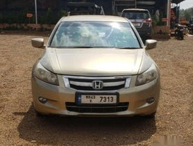 Used 2008 Honda Accord AT for sale in Hyderabad