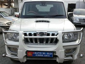 Used Mahindra Scorpio VLX 2010 AT for sale in Hyderabad