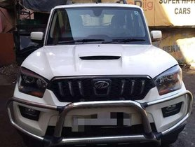 Used Mahindra Scorpio MT car at low price in Chennai