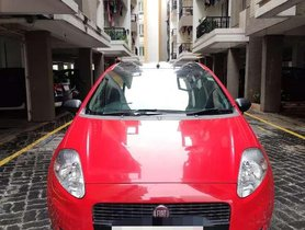 2016 Fiat Punto Pure MT for sale at low price in Chennai