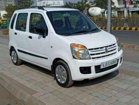 Used 2007 Maruti Suzuki Wagon R  LXI MT for sale in Rajkot