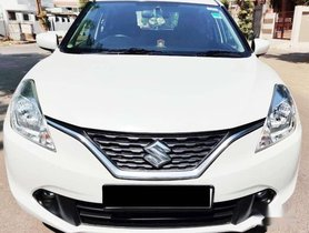 Maruti Suzuki Baleno Version Alpha Diesel 2017 AT for sale in Ahmedabad