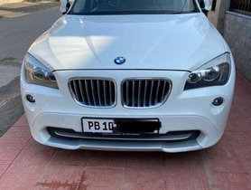 Used 2012 BMW X1 MT for sale in Chandigarh
