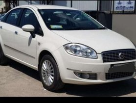 2010 Fiat Linea MT for sale in Pune