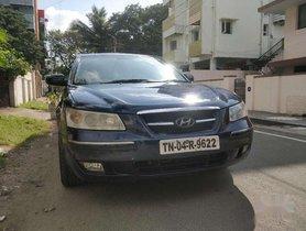 2007 Hyundai Sonata Embera MT for sale at low price in Chennai