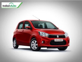 BSVI Maruti Celerio Prices Start At Rs 4.41 Lakh