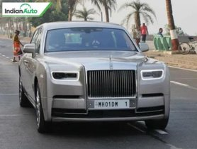 Take a Look at the Six Most Expensive Cars of Mukesh Ambani