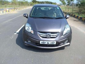 2014 Honda Amaze Version VX i DTEC MT for sale at low price in Hyderabad