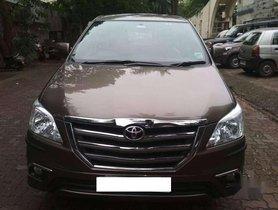Toyota Innova 2015 2.5 VX 7 STR AT for sale in Mumbai