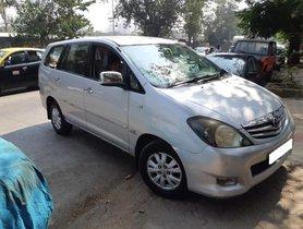 2011 Toyota Innova MT 2004-2011 for sale in Mumbai