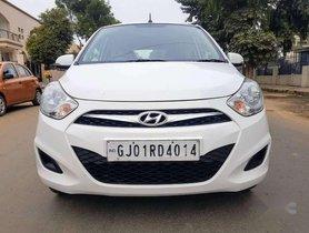 Used Hyundai i10 Sportz 1.2 AT car at low price in Ahmedabad