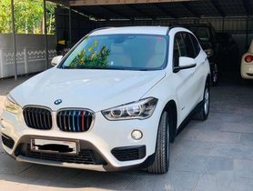 Used BMW X1 sDrive20d AT 2016 in Kochi