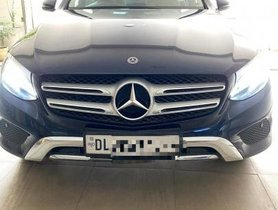 2018 Mercedes Benz GLC AT for sale at low price in New Delhi