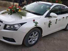 Used Chevrolet Cruze LTZ MT 2012 in Ahmedabad
