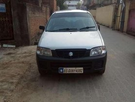 Used Maruti Suzuki Alto MT car at low price in Guwahati