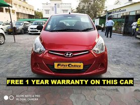 Hyundai Eon Era 2013 MT for sale in Surat