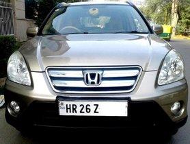 Used Honda CR V 2.0L 2WD MT 2005 in New Delhi