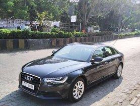 Audi A6 2.0 TDI Premium Plus AT 2012 for sale in Mumbai
