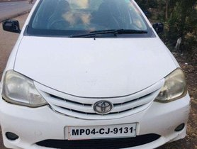 Toyota Etios Liva GD 2012 MT for sale in Bhopal