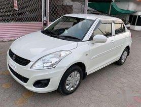 Maruti Suzuki Swift Dzire LDi BS-IV, 2014, Diesel MT for sale in Hyderabad