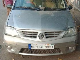 Used Mahindra Renault Logan CNG MT 2009 in Mumbai