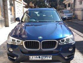 BMW X3 Version xDrive20d AT 2014 in Nagar