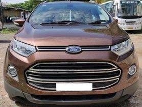 Ford EcoSport 1.5 TDCi Titanium Plus BSIV MT in Chennai
