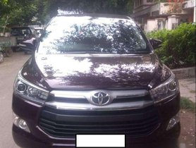 2017 Toyota Innova Crysta AT for sale in Chennai
