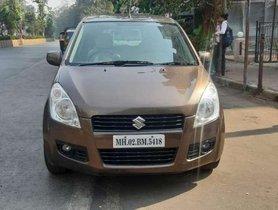 Used Maruti Suzuki Ritz MT car at low price in Mumbai