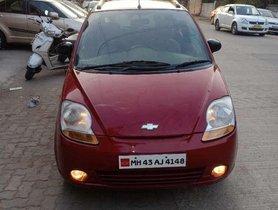 Chevrolet Spark LT 1.0, 2011, Petrol MT for sale in Nagpur