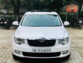 Used Skoda Superb 1.8 TFSI MT 2011 in New Delhi