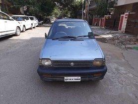 Used Maruti Suzuki 800 MT car at low price in Hyderabad