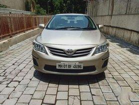 Toyota Corolla Altis 1.8 J, 2012, Petrol MT in Thane