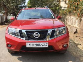 Used Nissan Terrano XL MT 2015 in Kolhapur