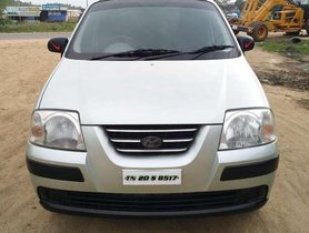 Used Hyundai Santro MT car at low price in Dindigul