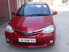 Toyota Etios GD 2012 MT for sale in Chandigarh