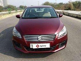 Used Maruti Suzuki Ciaz MT car at low price in Gurgaon