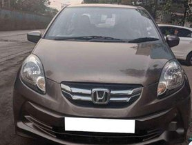 2013 Honda Amaze MT for sale at low price in Hyderabad
