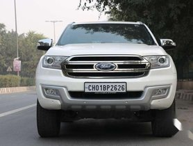Used Ford Endeavour 3.2 Titanium Automatic 4x4, 2017, Diesel AT for sale in Gurgaon