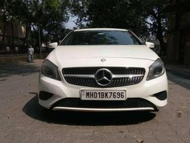 Mercedes Benz A Class 2014 AT for sale in Mumbai