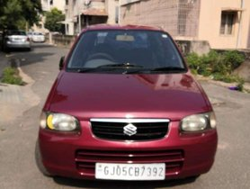 Used Maruti Suzuki Alto LXi BS-III, 2003, Petrol MT for sale in Ahmedabad
