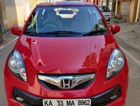 Honda Brio 2013 V MT for sale in Bangalore