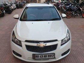 Used 2010 Chevrolet Cruze LTZ MT for sale in Mumbai