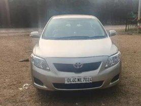 2012 Toyota Corolla Altis Diesel MT in New Delhi